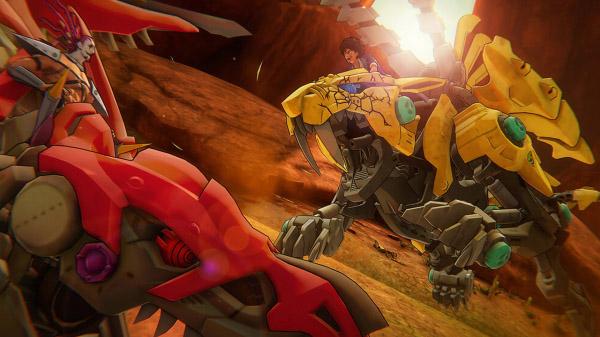 Zoids Wild: Blast Unleashed เผยตัวอย่างใหม่ของสงครามหุ่นรบไดโนเสาร์