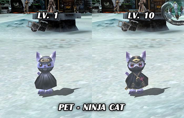15.Pet Ninja
