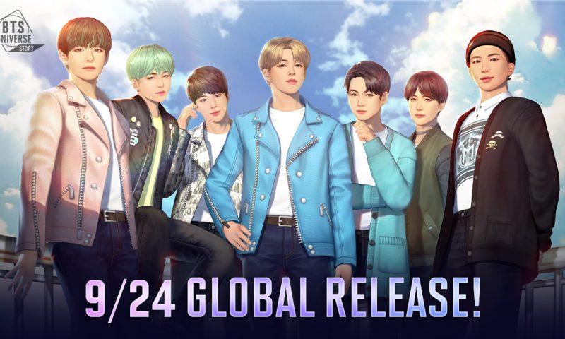 BTS Universe Story พร้อมเปิดให้บริการอย่างเป็นทางการ 24 กันยายนนี้