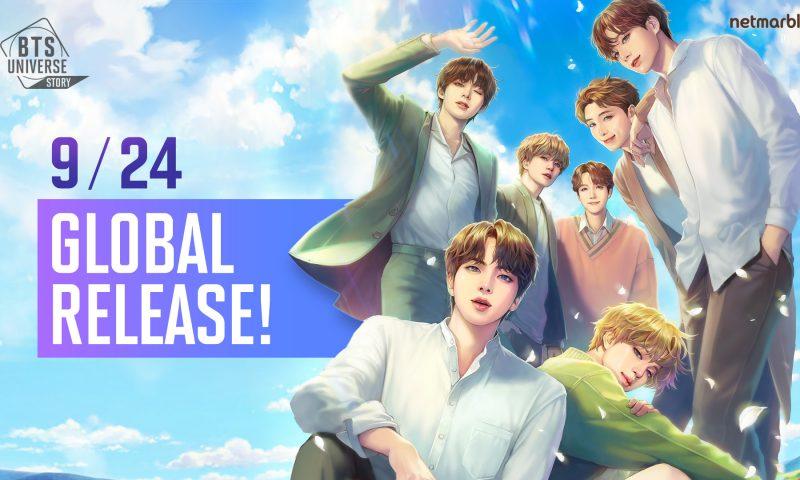 BTS Universe Story เปิดให้บริการอย่างเป็นทางการแล้ววันนี้