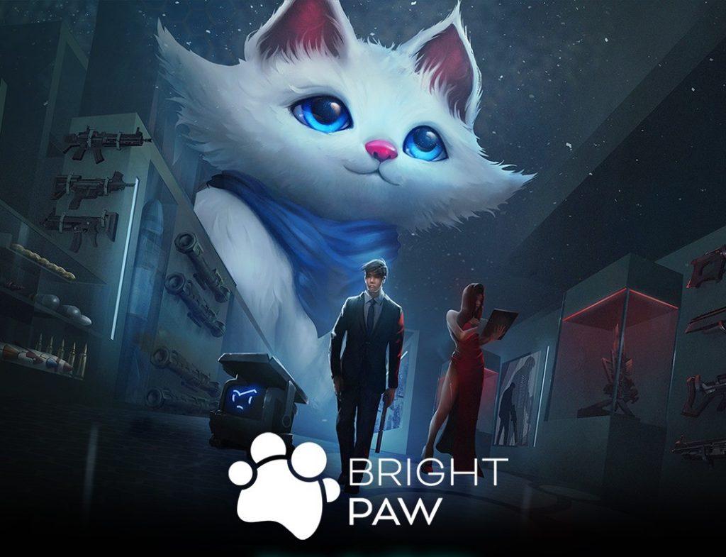 Bright Paw 040963