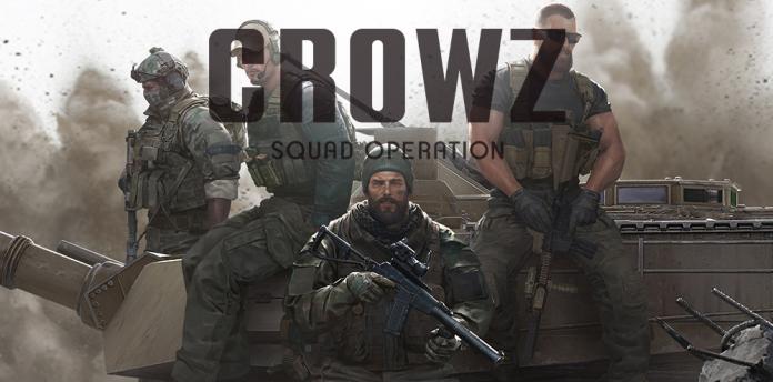 CROWZ เกมออนไลน์แนว FPS ตัวใหม่จากผู้สร้าง Sudden Attack
