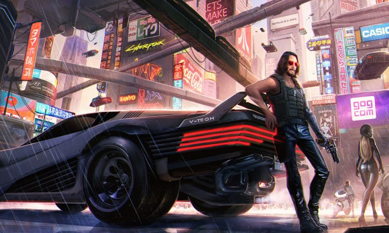 Cyberpunk 2077 ระดับ AAA ใช้เงินสร้างไปกว่า 3,600 ล้านบาท