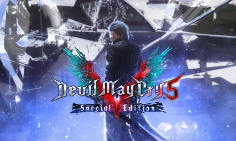 Devil May Cry 5 เปิดตัว Special Edition สวมบทเป็น Vergil