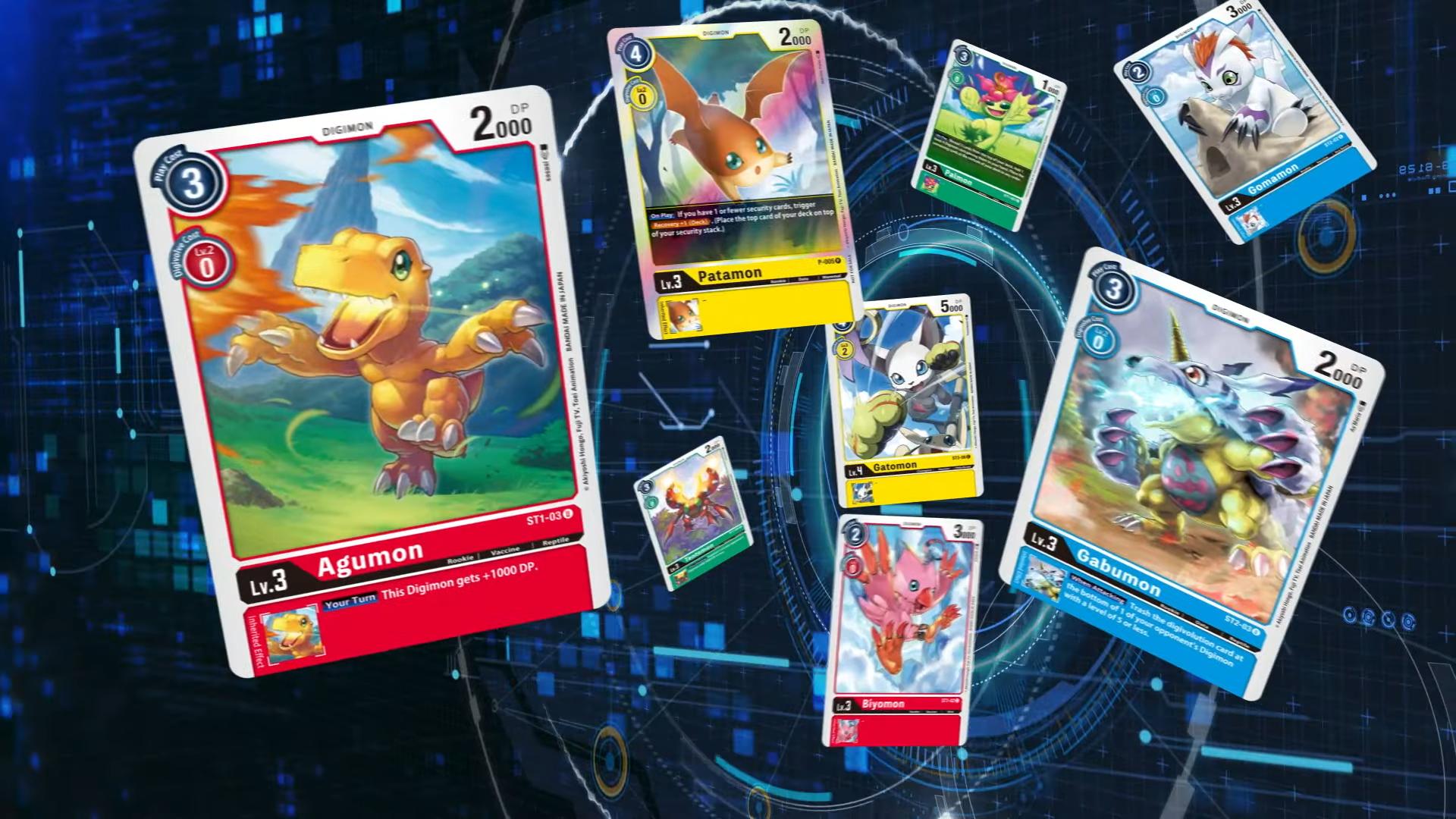 Digimon Card Game 892020