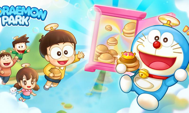 Doraemon Park เกมแนว Puzzle เปิดให้บริการแล้วโดย Line Games