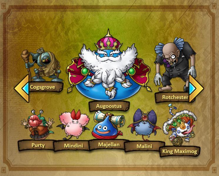 Dragon Quest TACT 2992020 2