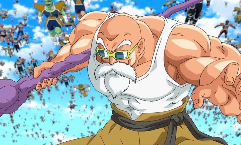 Dragon Ball FighterZ ปล่อยตัวอย่าง Gameplay ของผู้เฒ่าเต่า