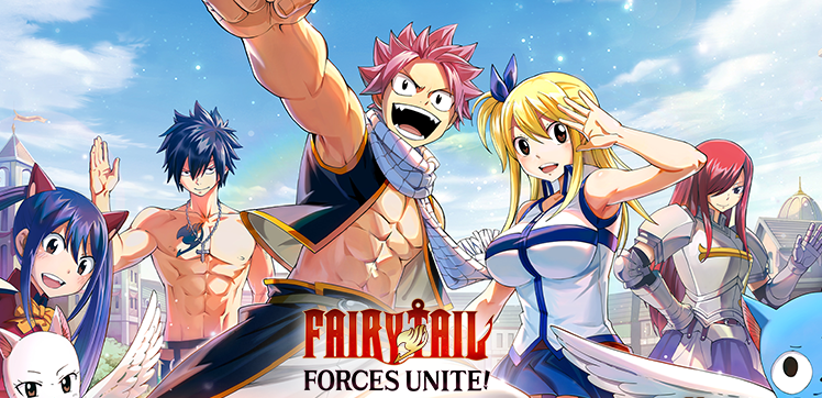 FAIRY TAIL: Forces Unite เปิดโลกแห่งจอมเวทย์ในรูปแบบ MMORPG