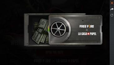 Garena Free Fire x Money Heist 06