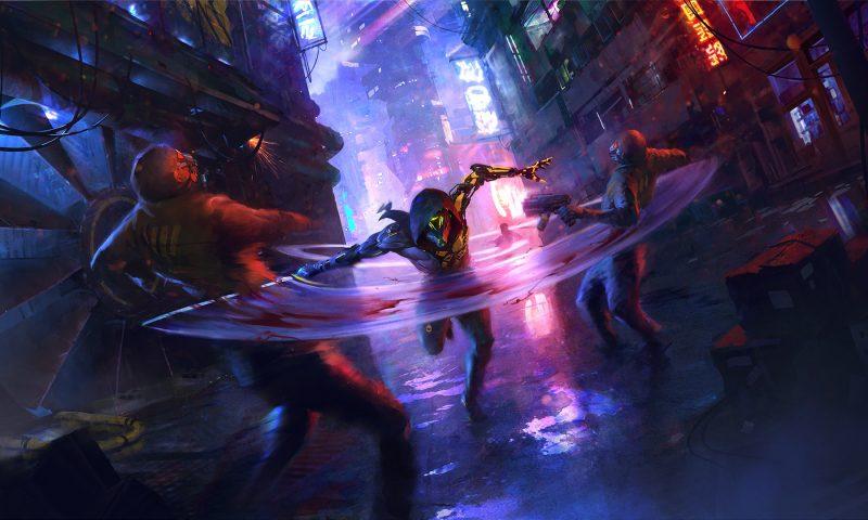 Ghostrunner นินจาโลก Cyberpunk วางขาย 27 ตุลาคมนี้