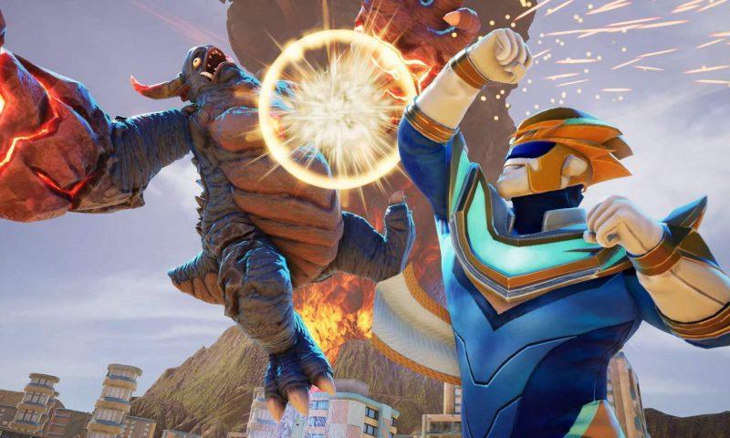 GigaBash เกมต่อสู้ของเหล่าไคจูตัวใหญ่เผยตัวละครใหม่