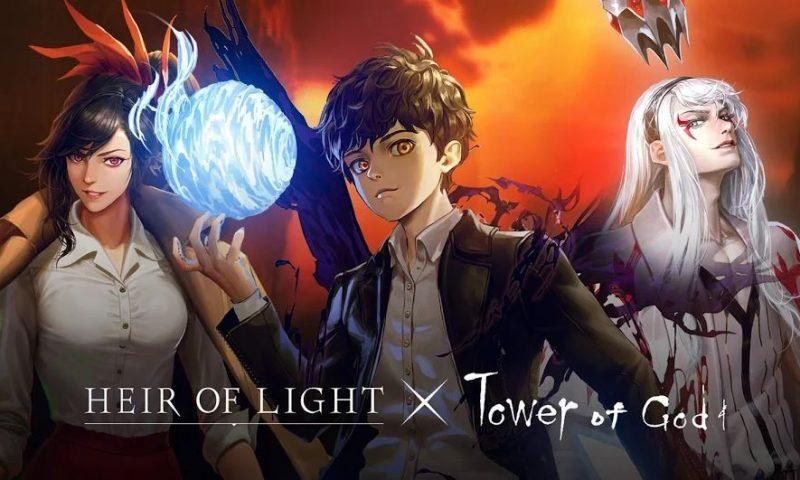 Heir of Light เกมสายดาร์กจับมือ Tower of God ปล่อยอัปเดตสุดปัง