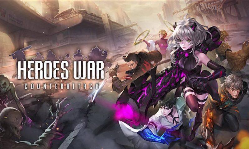 Heroes War: Counterattack อัปเดตจัดเต็มเนื้อหาสุดเข้มข้น