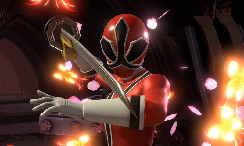 Power Rangers: Battle for the Grid เปิดตัว DLC ใหม่ Lauren Shiba