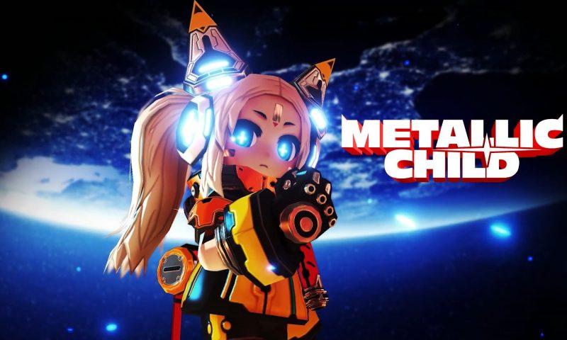 Metallic Child เกมสไตล์ Action สุดมันส์เผยตัวอย่างพร้อมวันจัดจำหน่าย