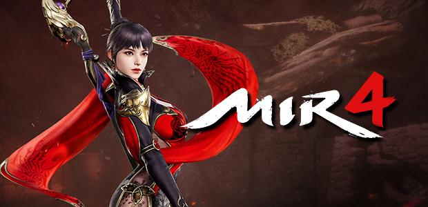 Mir4 เกมมือถือแนว MMORPG สุดอลังการเปิดให้ลงทะเบียนแล้ว