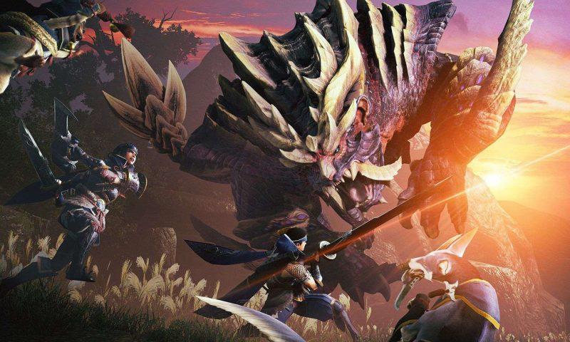 Monster Hunter Rise นักล่ามังกรเวอร์ชั่น Switch เตรียมลุยปี 2021