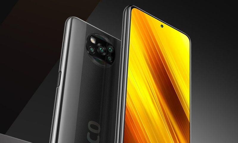 POCO X3 NFC โทรศัพท์มือถือรุ่นใหม่สเปคแรงราคาน่าคบ
