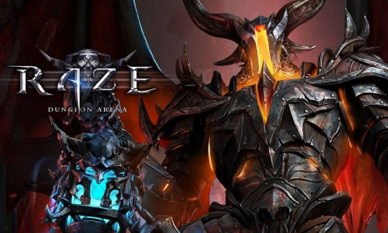 Raziel : Dungeon Arena เกมสายดาร์ก Action RPG ตะลุยดันเปิดแล้ว
