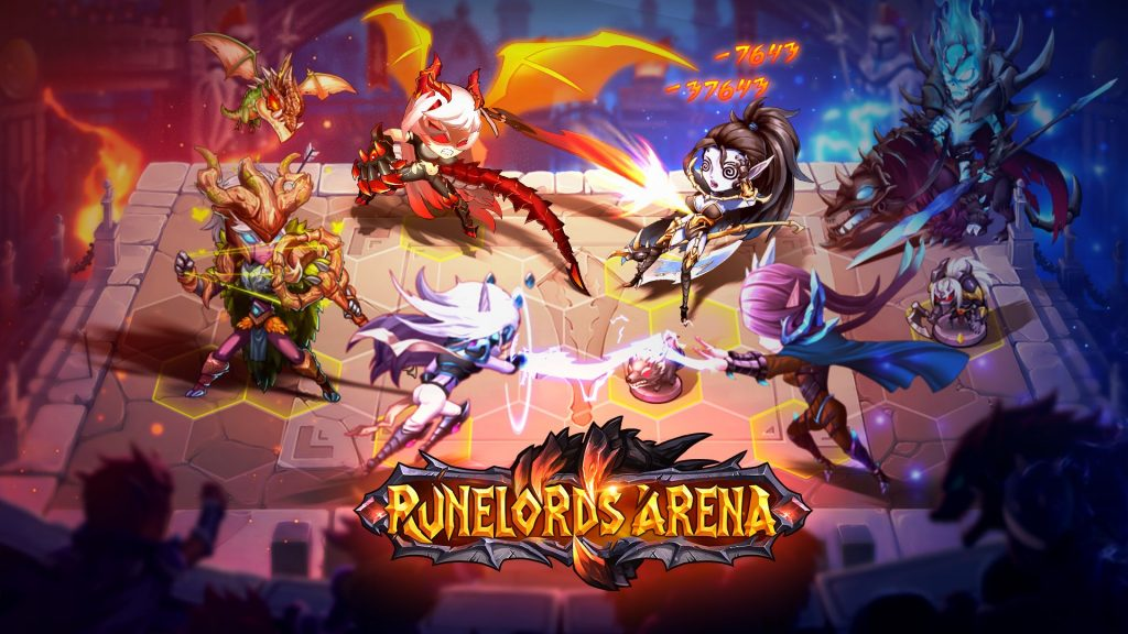 Runelords Arena 110963