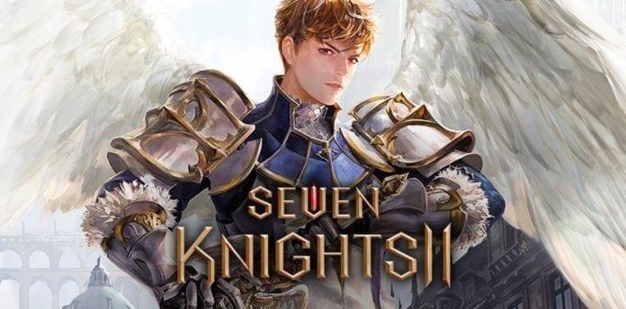 Netmarble เผยโลโก้ใหม่ Seven Knights II แนว MMORPG ที่กำลังมา