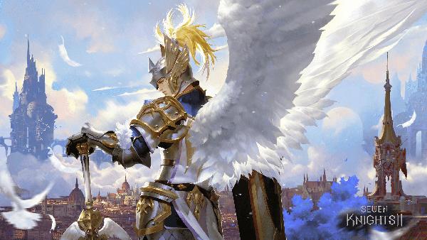 Seven Knights II ตำนานอัศวินกำลังจะเปิดให้ลงทะเบียนเดือนหน้า