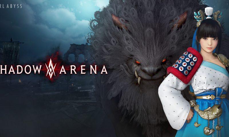 Shadow Arena อัปเดตตัวละครใหม่ บารี และหมาป่าดำ สุดเท่
