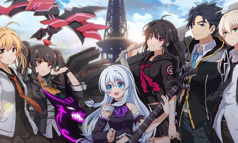 SoulWorker Academia เกมมือถืออนิเมะตัวใหม่จากไอพีเกมชื่อดัง