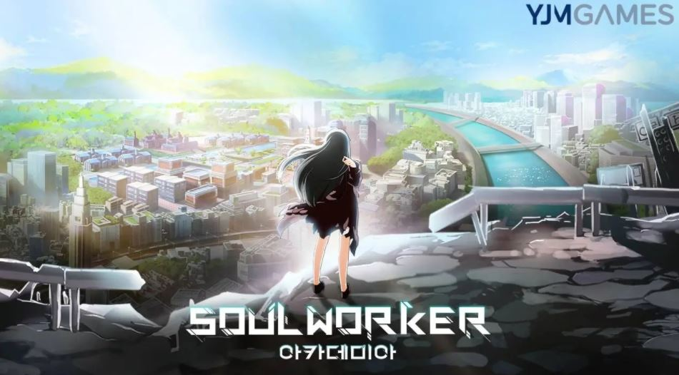 SoulWorker Academia 2