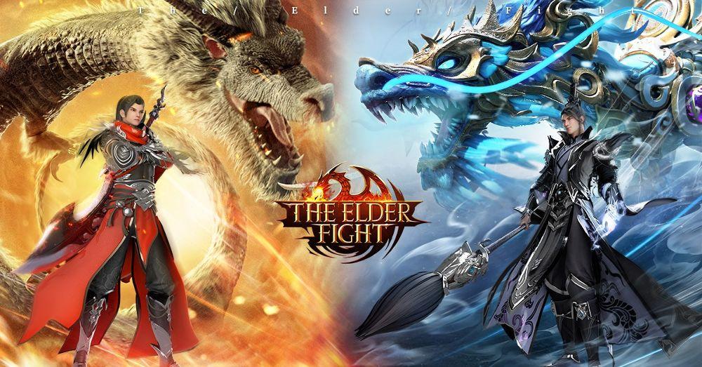 The Elder Fight 300963