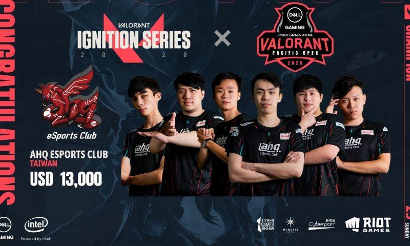 ผลการแข่งขัน VALORANT Ignition Series Tournament