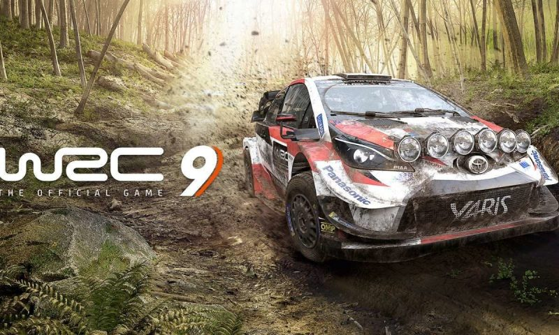 WRC9 เกมแข่งรถที่สมจริงชวนฟินออกลุยได้แล้ววันนี้