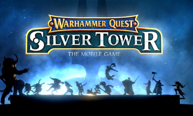 Warhammer Quest: Silver Tower เปิดให้บริการแล้ววันนี้