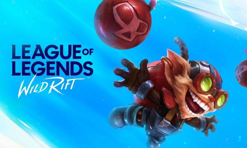 พร้อมยัง League of Legends: Wild Rift กำลังจะเปิดให้ทดสอบ CBT