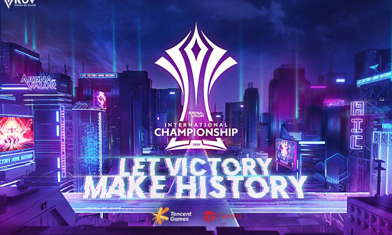 กลับมาอีกครั้ง Arena of Valor International  Championship