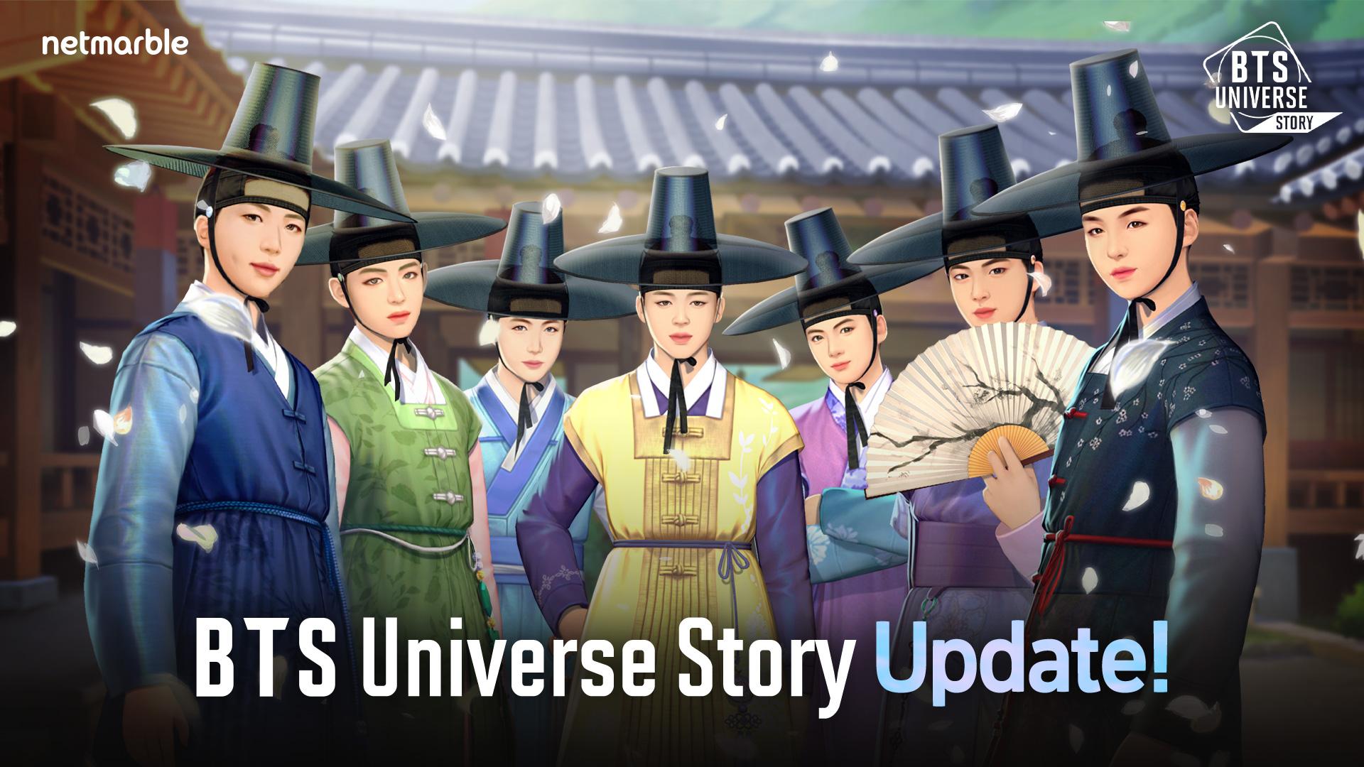 BTS Universe Story 29102020