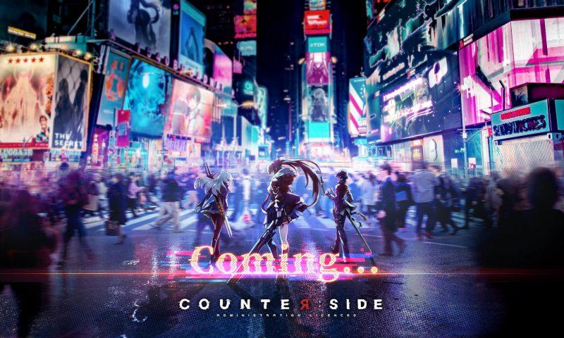 เตรียมตัว Counter Side เกมแนว Action RPG สุดปังกำลังเปิดในไทย