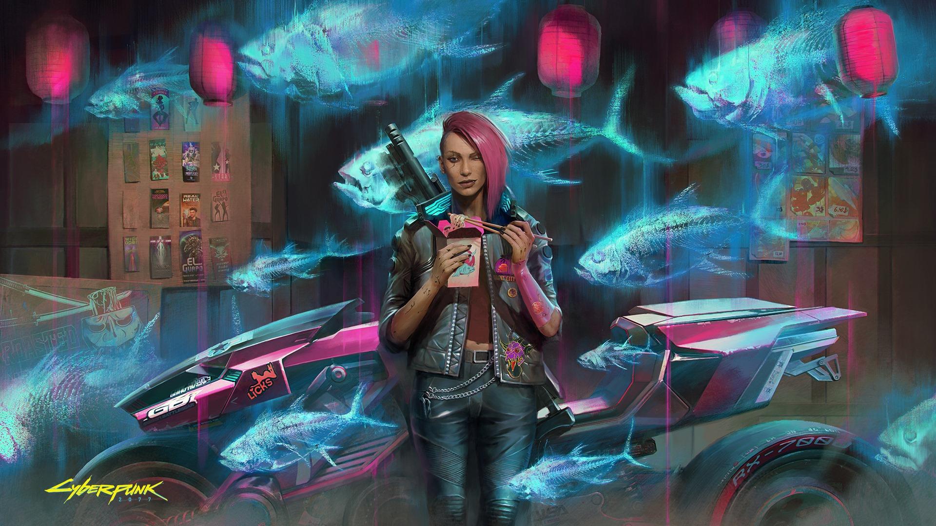 Cyberpunk 2077 16102020