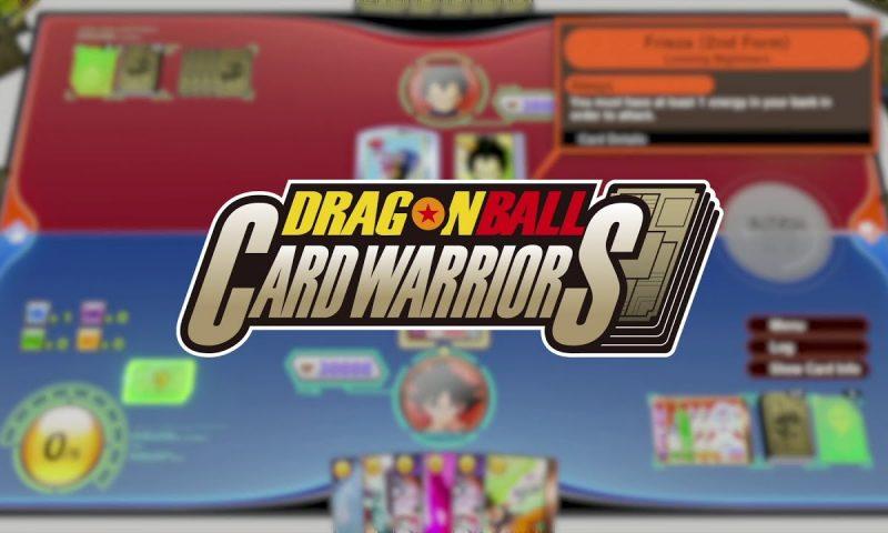 DRAGON BALL Z: KAKAROT เพิ่มโหมดการเล่นใหม่ในรูปแบบ Card Game