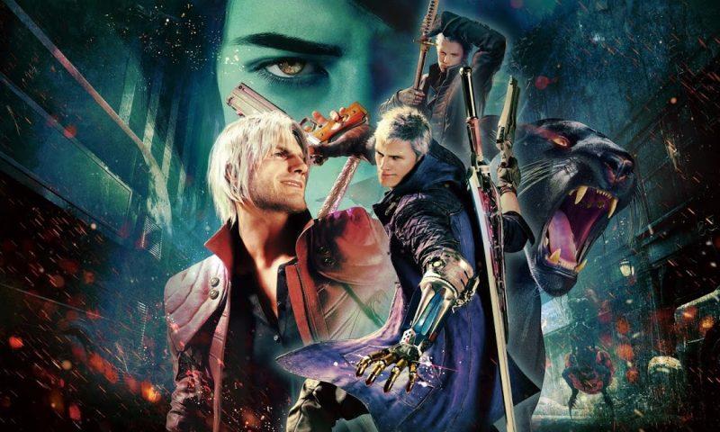 Devil May Cry 5 Special Edition ประเดิมขายญี่ปุ่นที่แรก 12 พ.ย.