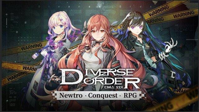 Diverse Order 021063