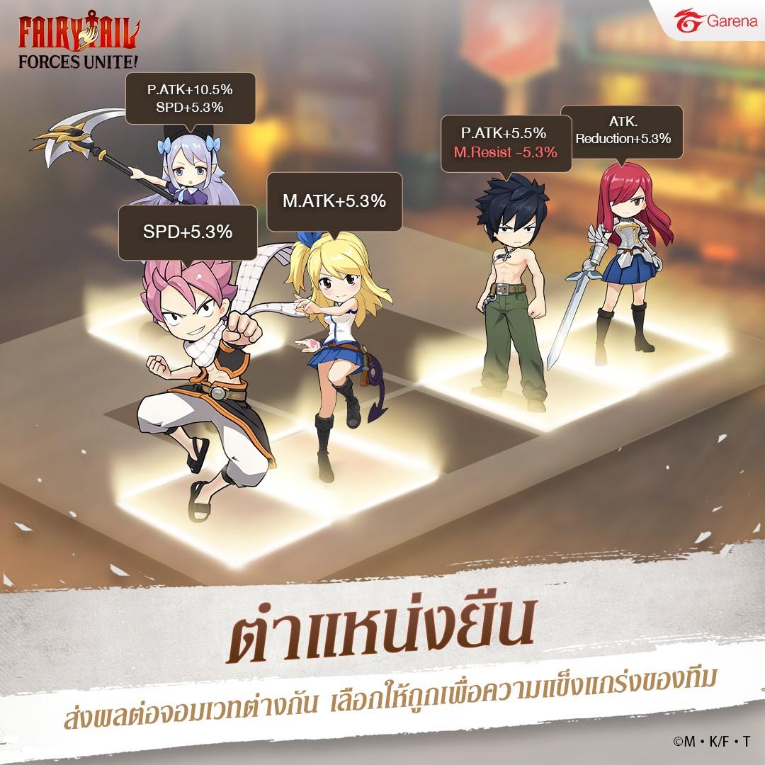 FAIRY TAIL Forces Unite 5102020 6