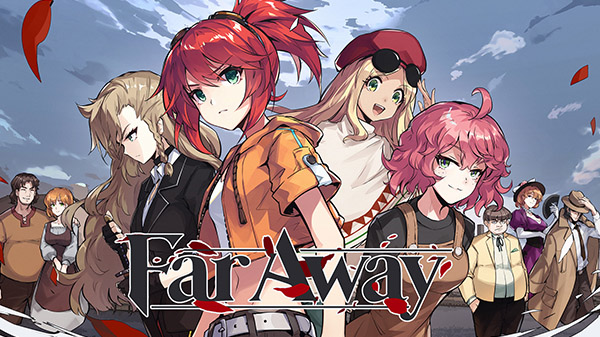 Far Away เกมสไตล์วิชวลโนเวลประกาศลงมือถือและพีซี