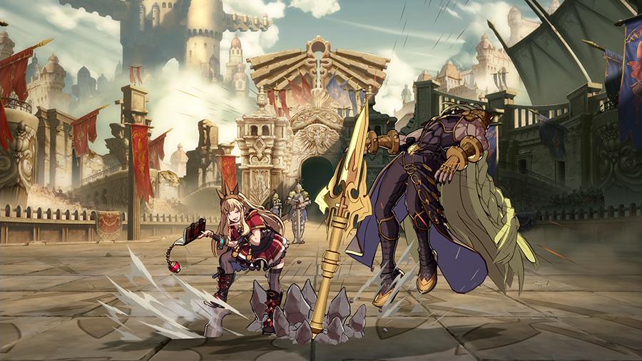 Granblue Fantasy Versus 20102020 2