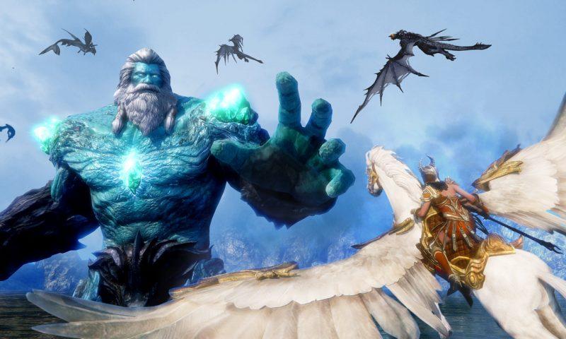 Line Games จับมือกับ Wemade เตรียมเปิดตัว Icarus เวอร์ชั่นใหม่