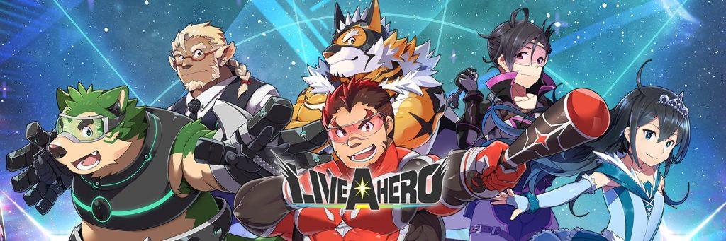 LIVE A HERO 021063