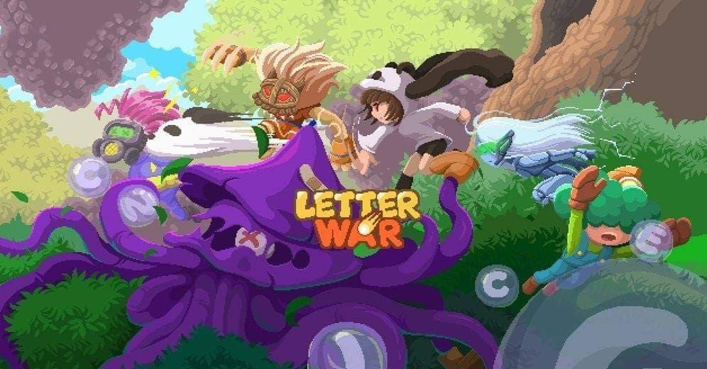 Letter War 021063