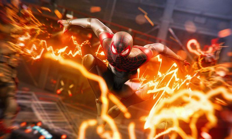 Marvel's Spider-Man: Miles Morales เผยฉากบู้กับ Boss ภายในเกม