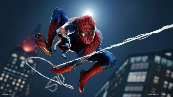 Marvel's Spider-Man: Remastered ปล่อยตัวอย่างแรกสุดอลัง